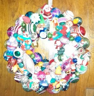Grandmas Ornaments