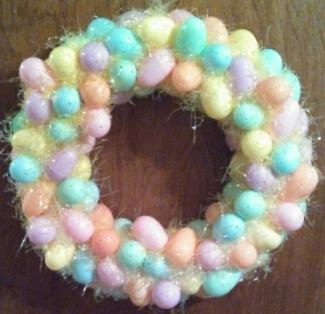 Plastic Egg Pastel
